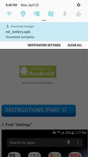North Dakota Lottery | Official Mobile App